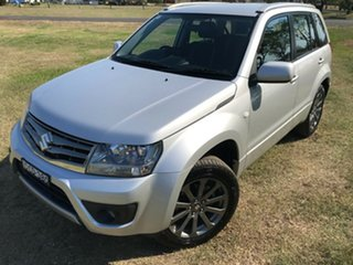 2015 Suzuki Grand Vitara JB Sport Silver 4 Speed Automatic Wagon.
