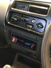 2003 Mitsubishi Triton MK GLX (4x4) White 5 Speed Manual 4x4 Cab Chassis