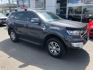 2018 Ford Everest UA 2018.00MY Trend 4WD Grey 6 Speed Sports Automatic Wagon