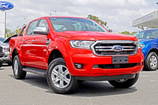 2018 Ford Ranger PX MkIII 2019.00MY XLT Pick-up Double Cab Race Red 10 Speed Sports Automatic.