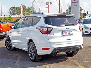 2019 Ford Escape ZG 2019.25MY ST-Line AWD White 6 Speed Sports Automatic Wagon.