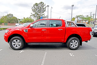 2018 Ford Ranger PX MkIII 2019.00MY XLT Pick-up Double Cab Race Red 10 Speed Sports Automatic