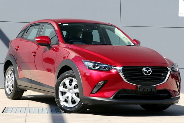 New Mazda CX-3 DK2W7A Neo SKYACTIV-Drive FWD Sport, 2019 Mazda CX-3 DK2W7A Neo SKYACTIV-Drive FWD Sport Soul Red Crystal 6 Speed Sports Automatic Wagon