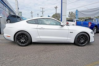 2019 Ford Mustang FN 2019MY GT Fastback SelectShift RWD White 10 Speed Sports Automatic Fastback