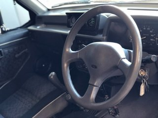 1996 Mitsubishi Triton MK GLX Double Cab 5 Speed Manual Utility.