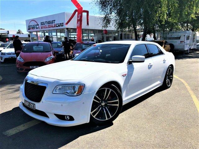 Used Chrysler 300 LX MY13 SRT-8 Core, 2013 Chrysler 300 LX MY13 SRT-8 Core White 5 Speed Sports Automatic Sedan