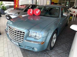 2009 Chrysler 300C MY2009 Blue 5 Speed Sports Automatic Sedan.