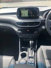 2018 Hyundai Tucson TL3 MY19 Elite D-CT AWD Pure White 7 Speed Sports Automatic Dual Clutch Wagon