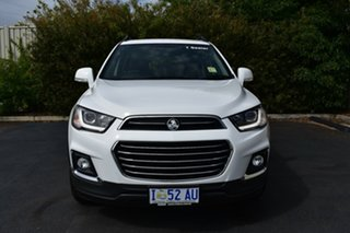 2018 Holden Captiva CG MY18 Active 2WD Summit White 6 Speed Sports Automatic Wagon