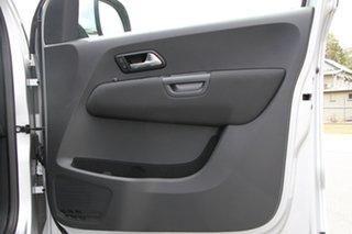 2019 Volkswagen Amarok 2H MY19 TDI550 4MOTION Perm Highline Reflex Silver 8 Speed Automatic Utility