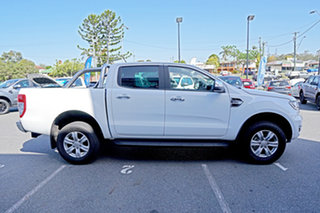 2019 Ford Ranger PX MkIII 2019.00MY XLT Pick-up Double Cab 4x2 Hi-Rider Arctic White 6 Speed