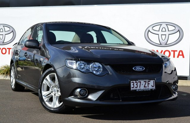 Used Ford Falcon FG XR6, 2009 Ford Falcon FG XR6 Grey 5 Speed Auto Seq Sportshift Sedan