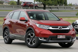 2019 Honda CR-V RW MY19 VTi-L FWD Passion Red 1 Speed Constant Variable Wagon.