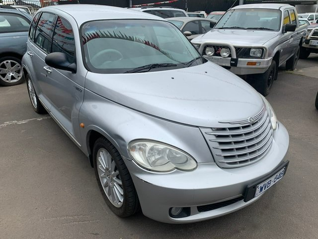 Used Chrysler PT Cruiser PG MY2007 Touring GT, 2006 Chrysler PT Cruiser PG MY2007 Touring GT Silver 4 Speed Automatic Wagon