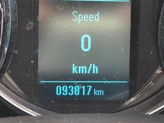 2013 Holden Cruze JH Series II MY14 SRi Black 6 Speed Manual Sedan