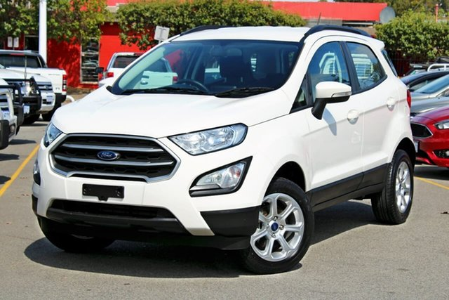 Used Ford Ecosport BL 2018.75MY Trend, 2018 Ford Ecosport BL 2018.75MY Trend White 6 Speed Automatic Wagon