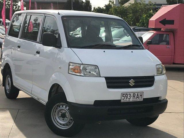 Used Suzuki APV  , 2010 Suzuki APV White 5 Speed Manual Van