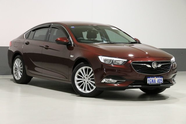 Used Holden Calais ZB , 2018 Holden Calais ZB Red 9 Speed Automatic Liftback