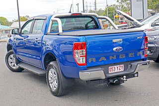 2019 Ford Ranger PX MkIII 2019.00MY XLT Pick-up Double Cab 4x2 Hi-Rider Blue 6 Speed.