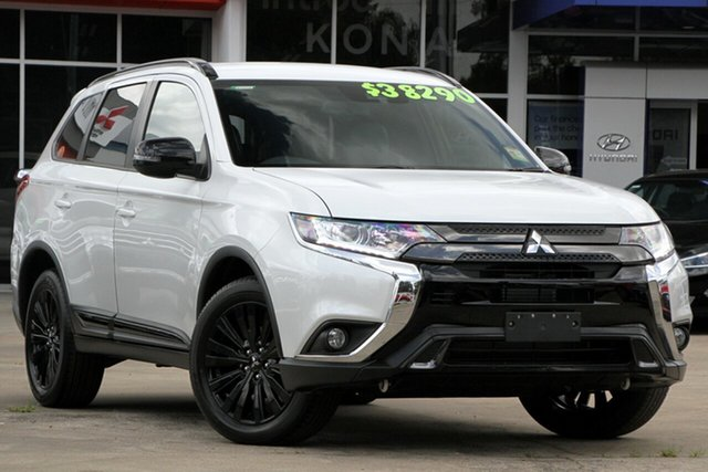 New Mitsubishi Outlander ZL MY19 Black Edition AWD, 2019 Mitsubishi Outlander ZL MY19 Black Edition AWD Starlight 6 Speed Constant Variable Wagon