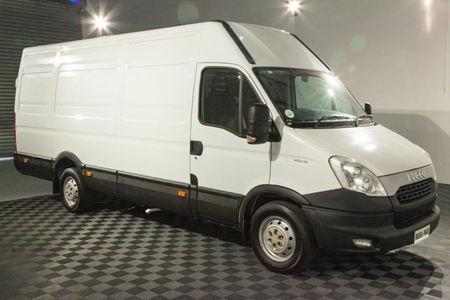 Used Iveco Daily  LWB, 2013 Iveco Daily LWB White 6 speed Automatic Van