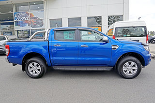 2019 Ford Ranger PX MkIII 2019.00MY XLT Pick-up Double Cab 4x2 Hi-Rider Blue 6 Speed