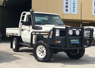 2013 Toyota Landcruiser VDJ79R MY12 Update Workmate (4x4) 5 Speed Manual Cab Chassis