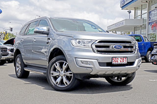 2018 Ford Everest UA 2018.00MY Titanium Aluminium 6 Speed Sports Automatic Wagon.