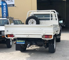 2013 Toyota Landcruiser VDJ79R MY13 Workmate 5 Speed Manual Cab Chassis