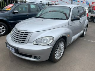2006 Chrysler PT Cruiser PG MY2007 Touring GT Silver 4 Speed Automatic Wagon.