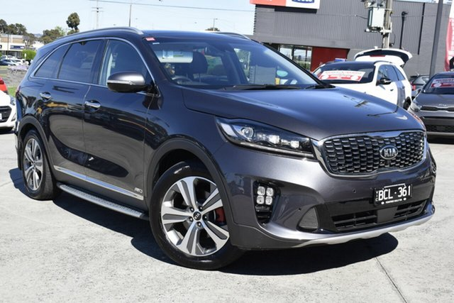 Used Kia Sorento UM MY17 GT-Line AWD, 2017 Kia Sorento UM MY17 GT-Line AWD Grey 6 Speed Sports Automatic Wagon
