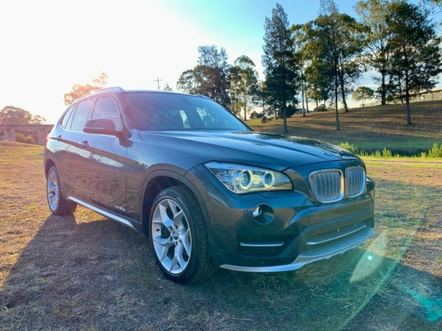 Used BMW X1 E84 MY15 xDrive 20D, 2015 BMW X1 E84 MY15 xDrive 20D Grey 8 Speed Automatic Wagon