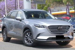 2021 Mazda CX-9 TC Sport SKYACTIV-Drive Sonic Silver 6 Speed Sports Automatic Wagon.