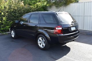 2009 Ford Territory SY TX Black 4 Speed Sports Automatic Wagon