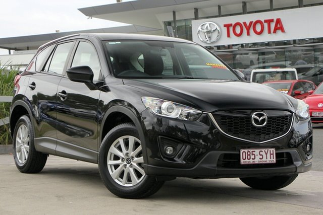 Used Mazda CX-5 KE1031 MY13 Maxx SKYACTIV-Drive AWD Sport, 2013 Mazda CX-5 KE1031 MY13 Maxx SKYACTIV-Drive AWD Sport Black 6 Speed Sports Automatic Wagon