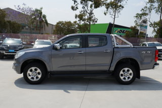 2015 Holden Colorado RG MY15 LTZ Crew Cab Grey 6 Speed Sports Automatic Utility