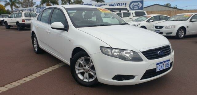 Used Ford Falcon FG MkII XT, 2011 Ford Falcon FG MkII XT White 6 Speed Sports Automatic Sedan