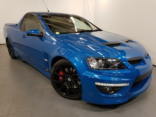 2012 Holden Special Vehicles Maloo E Series 3 MY12.5 R8 Blue 6 Speed Manual Utility.