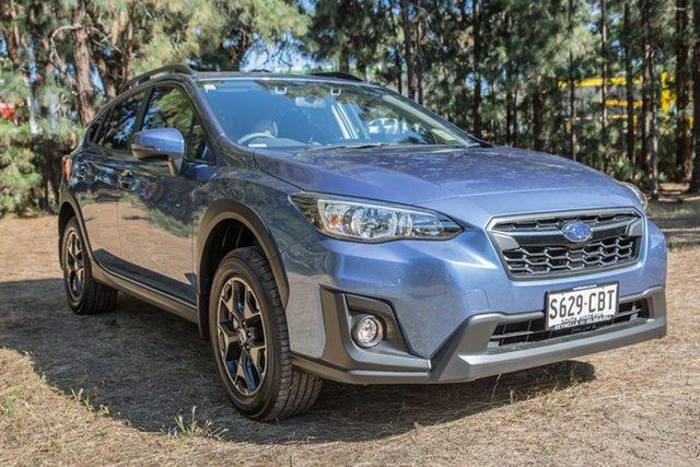 Demo Subaru XV G5X MY19 2.0i-L Lineartronic AWD, 2019 Subaru XV G5X MY19 2.0i-L Lineartronic AWD Quartz Blue 7 Speed Constant Variable Wagon