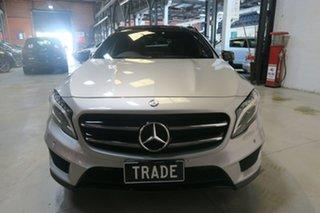 2015 Mercedes-Benz GLA-Class X156 806MY GLA180 DCT Silver 7 Speed Sports Automatic Dual Clutch Wagon