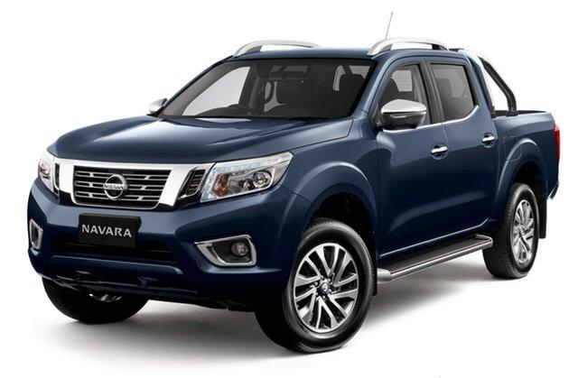 New Nissan Navara D23 S3 ST-X, 2019 Nissan Navara D23 S3 ST-X Deep Sapphire 7 Speed Sports Automatic Utility
