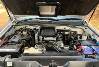 2003 Toyota Landcruiser Prado KZJ120R GXL White 5 Speed Manual Wagon
