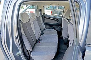 2015 Holden Colorado RG MY15 LTZ Crew Cab 4x2 Grey 6 Speed Sports Automatic Utility