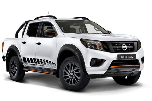 New Nissan Navara D23 S4 MY19 N-TREK, 2019 Nissan Navara D23 S4 MY19 N-TREK White Diamond 7 Speed Sports Automatic Utility