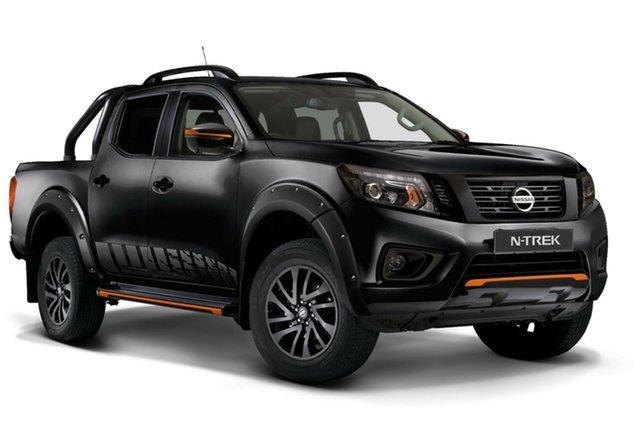 Demo Nissan Navara D23 S4 MY19 N-TREK, 2019 Nissan Navara D23 S4 MY19 N-TREK Cosmic Black 7 Speed Sports Automatic Utility