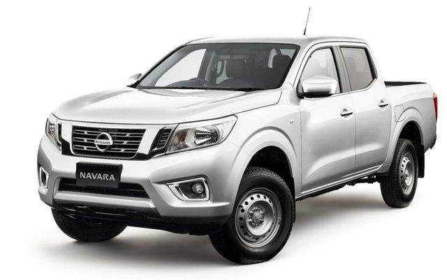 New Nissan Navara D23 S3 RX, 2018 Nissan Navara D23 S3 RX Polar White 7 Speed Sports Automatic Utility