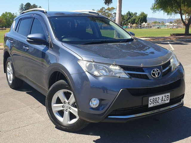 Used Toyota RAV4 ZSA42R MY14 GXL 2WD, 2014 Toyota RAV4 ZSA42R MY14 GXL 2WD Blue 7 Speed Constant Variable Wagon