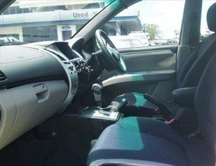 2012 Mitsubishi Challenger White Sports Automatic Wagon