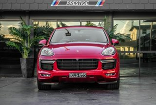 2015 Porsche Cayenne 92A MY16 GTS Tiptronic Red 8 Speed Sports Automatic Wagon.