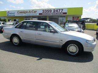 1997 Ford LTD DL Silver 4 Speed Automatic Sedan.